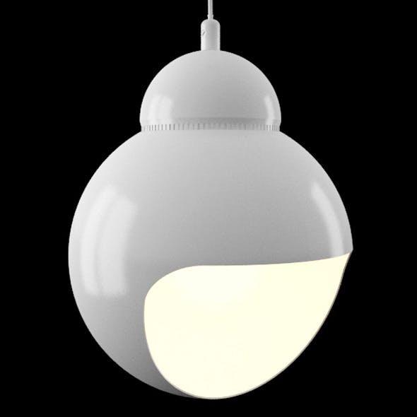 Alvar Aalto_PENDANT LAMP A338 - 3DOcean Item for Sale