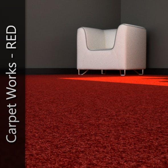 AJD Carpet Works - RED