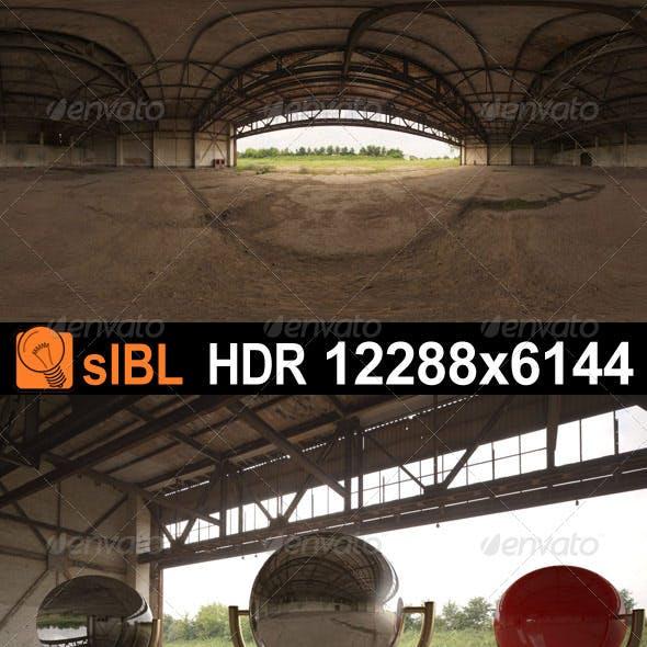 HDR 077 Old Hangar sIBL