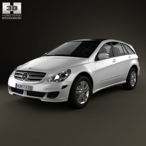 Mercedes-Benz R-Class (W251) 2006 - 3DOcean Item for Sale