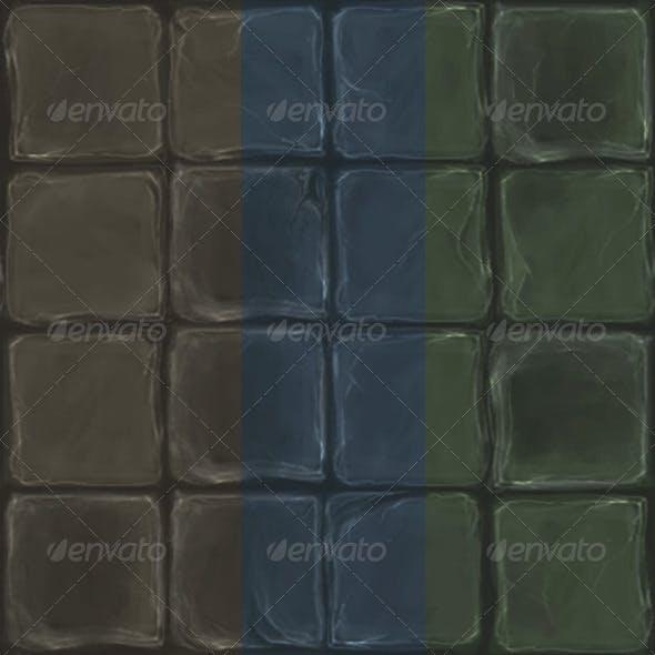 Stone Floor Tile 4 - 3DOcean Item for Sale