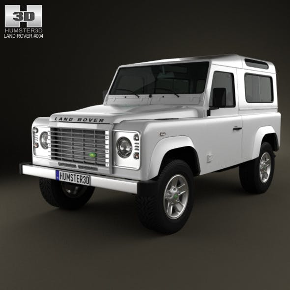 Land Rover Defender 90 StationWagon 2011