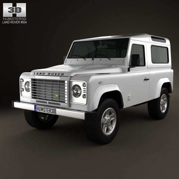 Land Rover Defender 90 StationWagon 2011