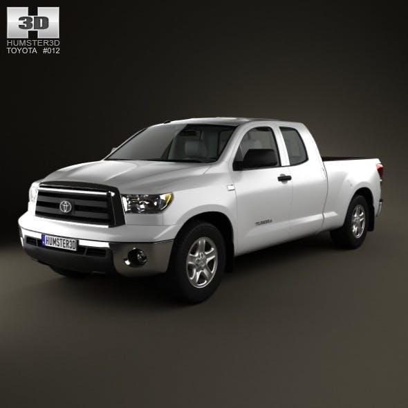 Toyota Tundra DoubleCab 2011
