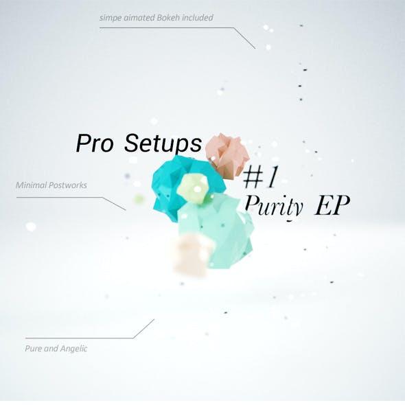 Purity EP - Vray Render Setup