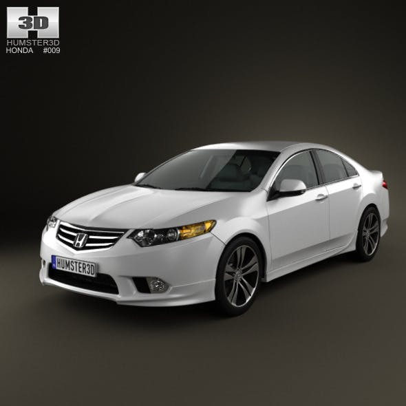 Honda Accord Sedan Type S 2011