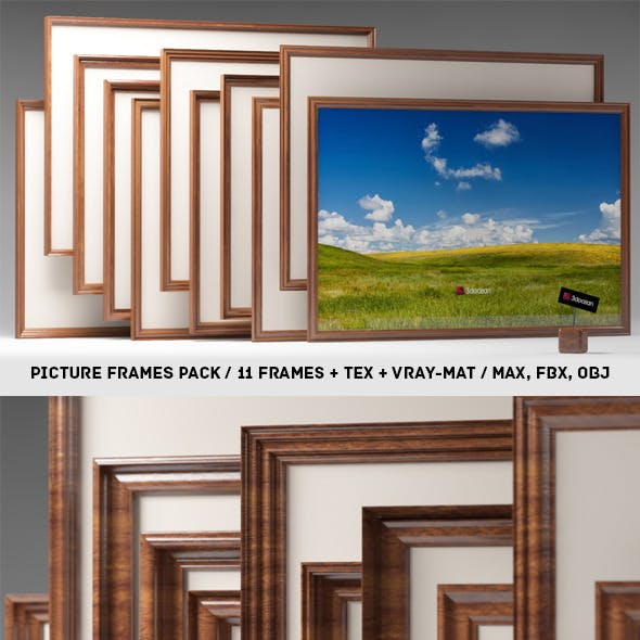 Picture Frames Pack