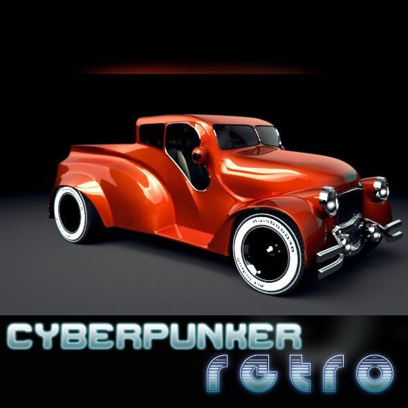 Cyberpunker Retro