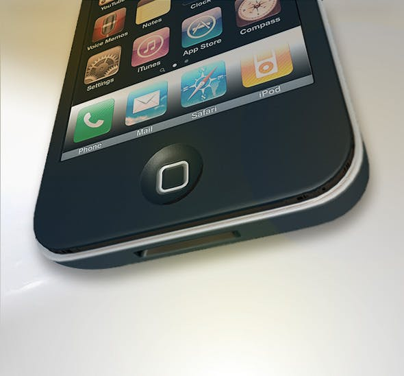 iPhone - 3DOcean Item for Sale
