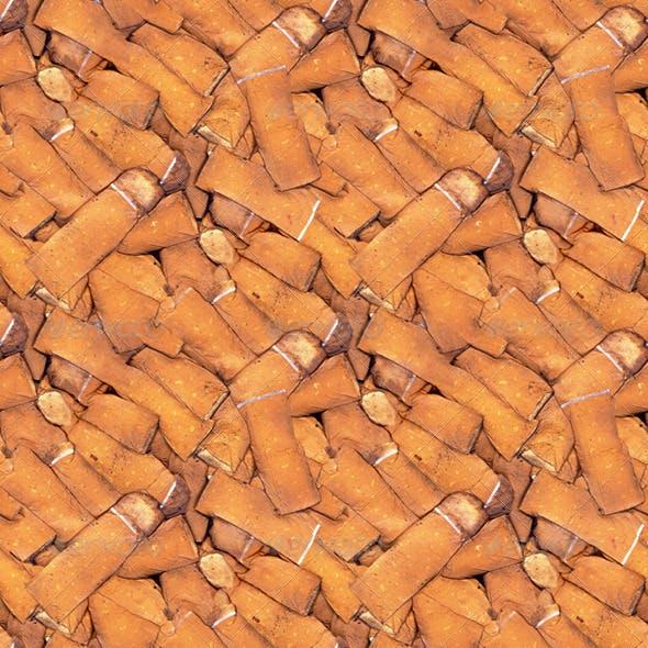 Cigarette Butts Seamless Tiling