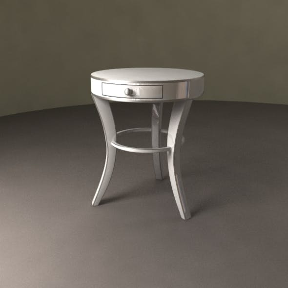 Night Table Mino - 3DOcean Item for Sale