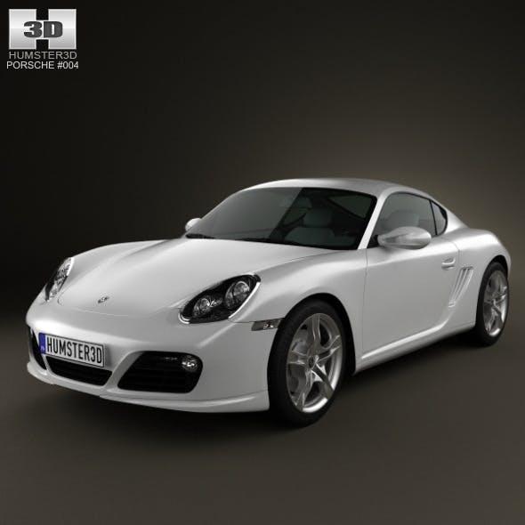 Porsche Cayman S 2011
