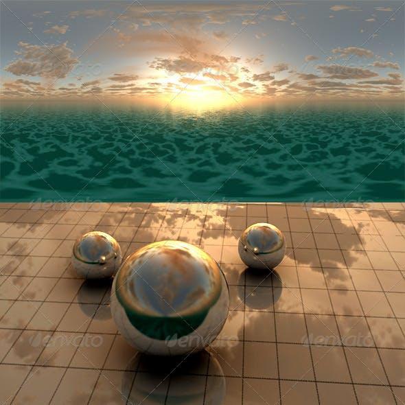 Sea Sunset f6 - 3DOcean Item for Sale