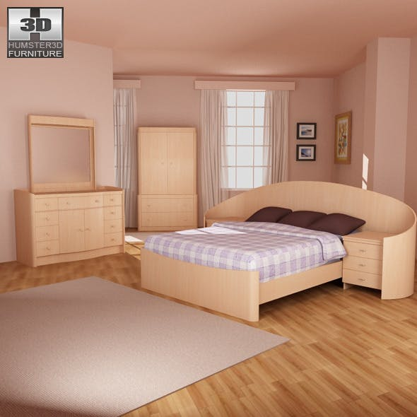 Bedroom furniture 16 Set