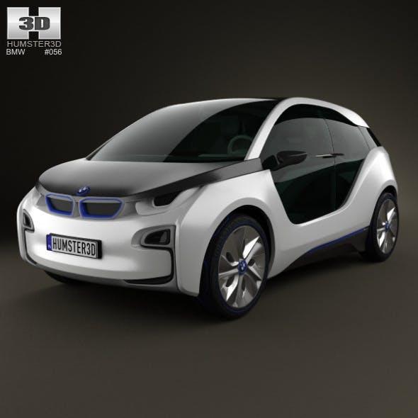 BMW i3 2012