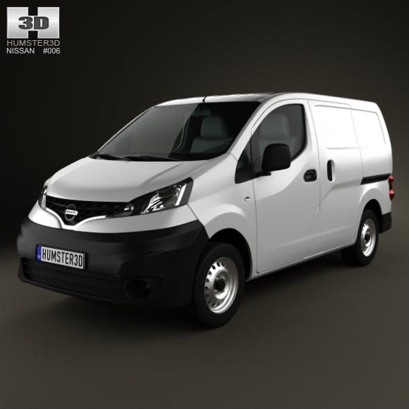 Nissan NV200 2010 - 3DOcean Item for Sale