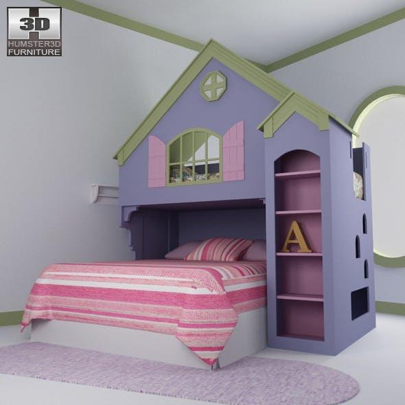 Nursery room 05 Set - 3DOcean Item for Sale