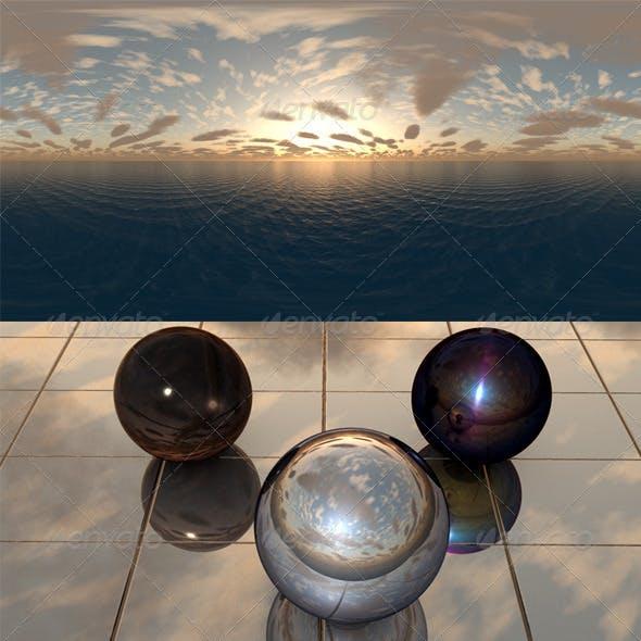 Sea Sunset f10 - 3DOcean Item for Sale