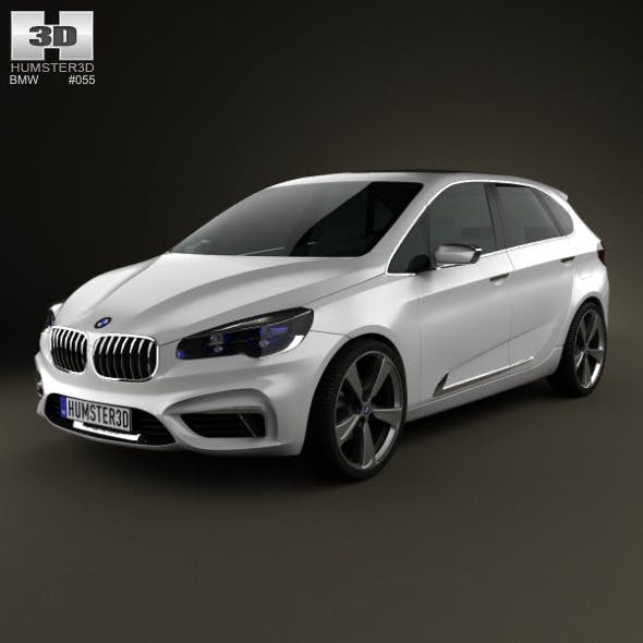 BMW Active Tourer 2012