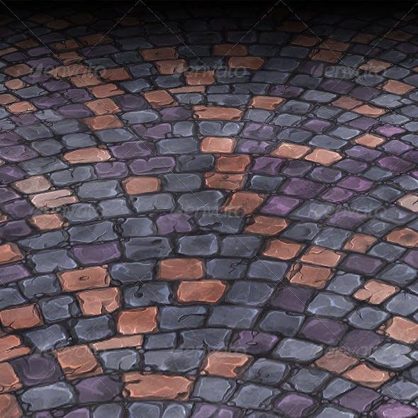 Stone Floor Tile 1