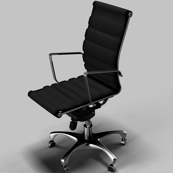 Computer Chair - 3DOcean Item for Sale