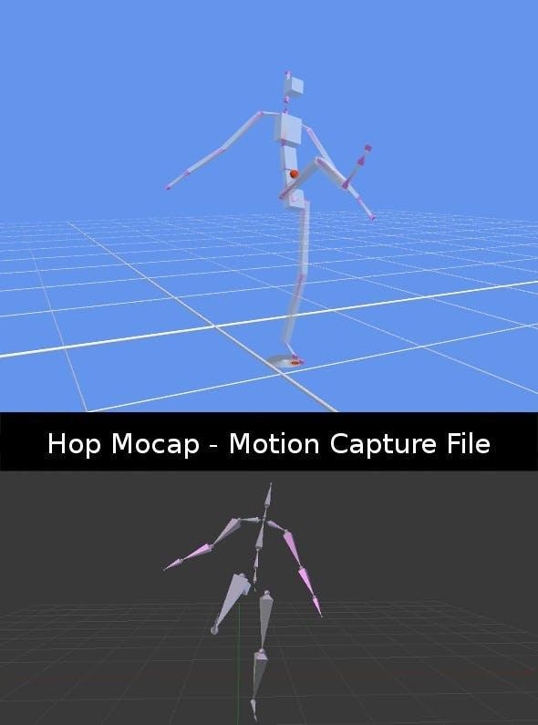 Kick Mocap