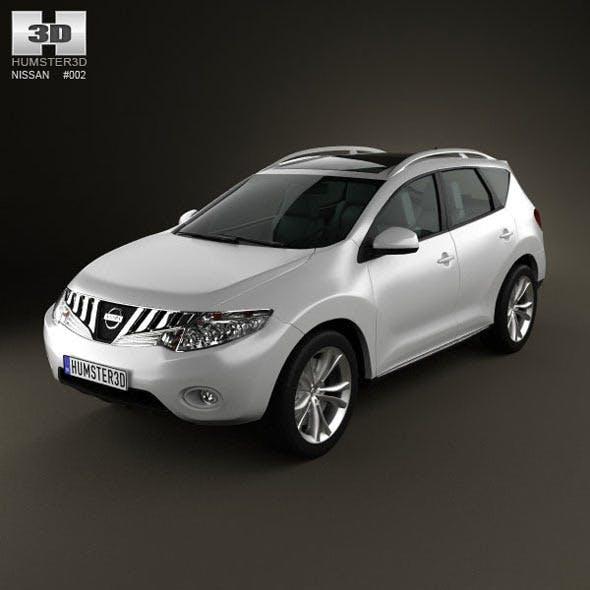 Nissan Murano - 3DOcean Item for Sale
