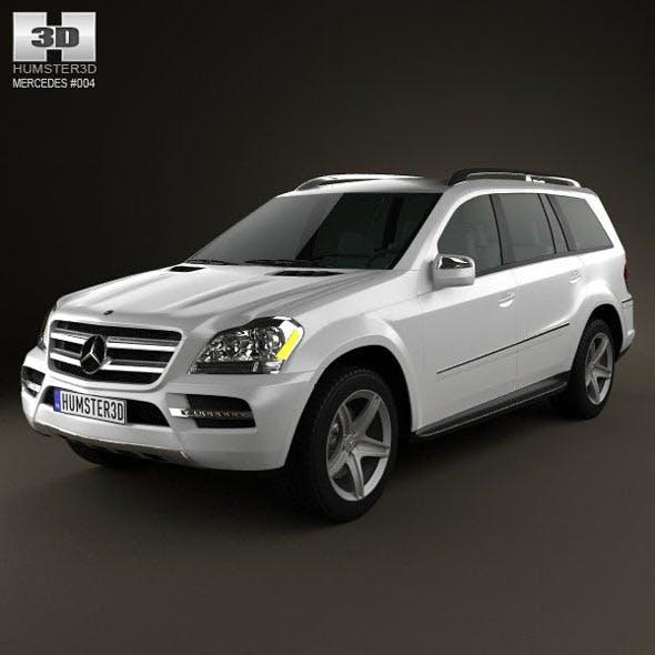 Mercedes-Benz GL 2010