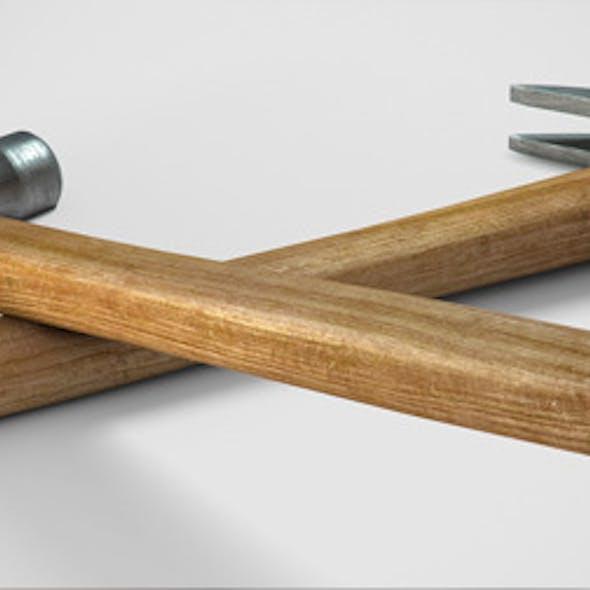 Detailed Hammer
