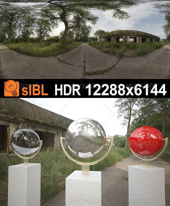 HDR 081 Road sIBL - 3DOcean Item for Sale