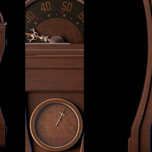 Pendulum Clock Kit