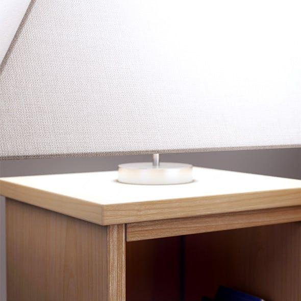 3d model of Bookcase lamp CASAMILANO
