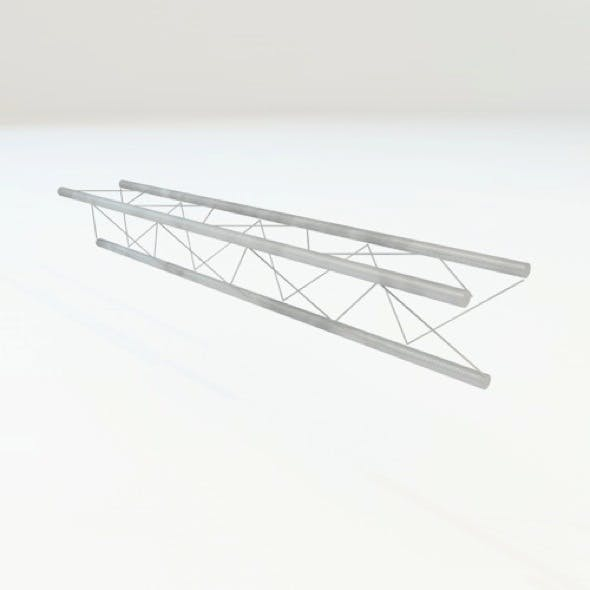 truss trio 2 meters - 3DOcean Item for Sale