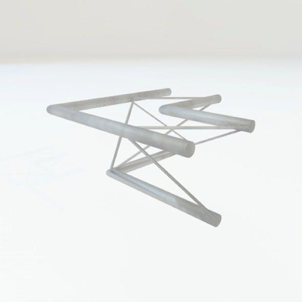 truss trio corner - 3DOcean Item for Sale