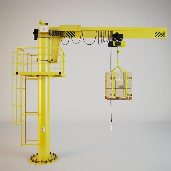 Crane - 3DOcean Item for Sale