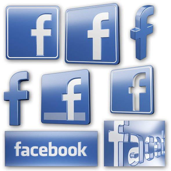 Facebook Icons and Logos