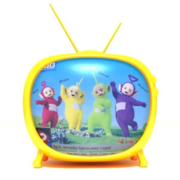 Cartoon TV - 3DOcean Item for Sale