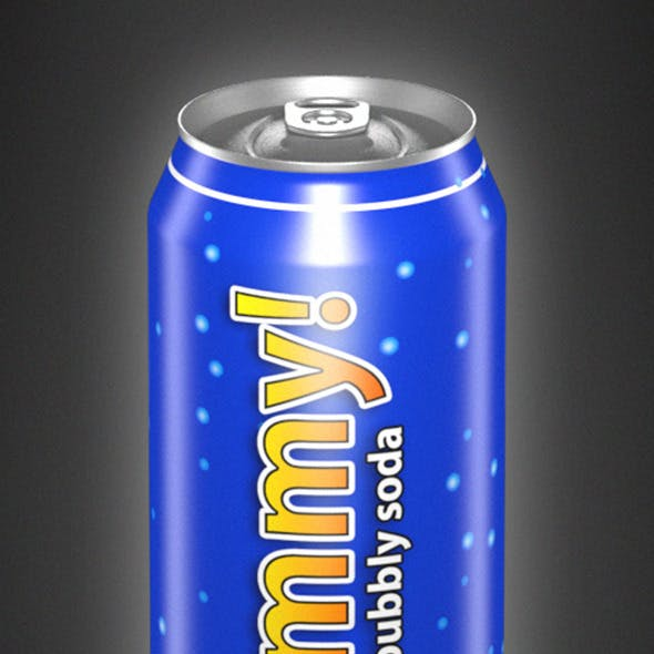 Aluminum Can (15oz)