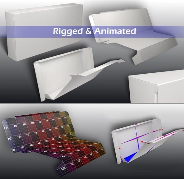 Drug Box - 3DOcean Item for Sale