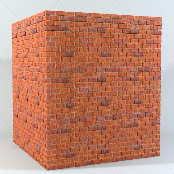 Seamless Tileable Brick Wall Texture
