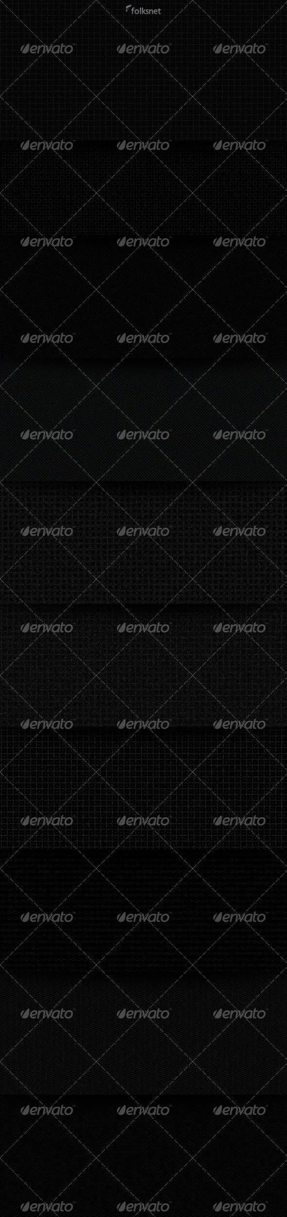 Grunge Dark Textures - 3DOcean Item for Sale