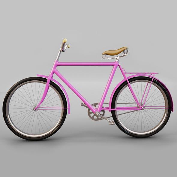 Bike - 3DOcean Item for Sale