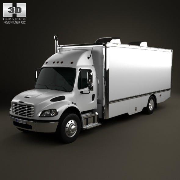 Freightliner M2 106 Custom Tool Truck 2012 - 3DOcean Item for Sale
