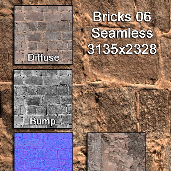 Bricks 06 Tileable