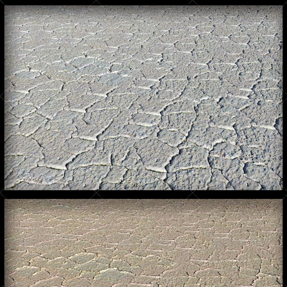 High Rez Tileable Cracked Ground or Sand Texture