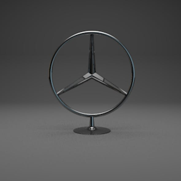 Mercedes/Mercedes-Benz Badge