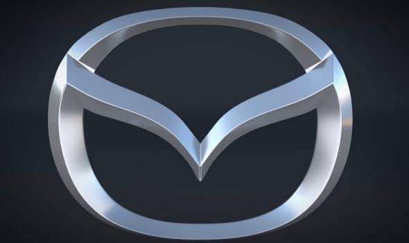 Mazda Logo. - 3DOcean Item for Sale