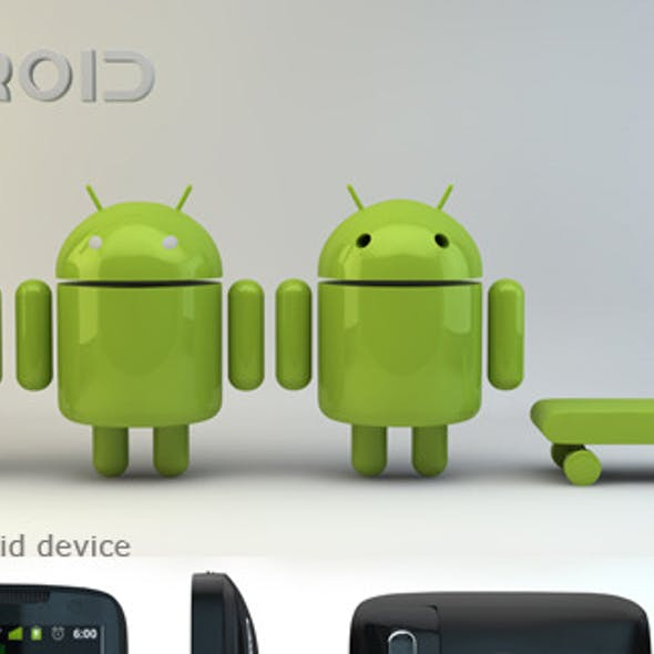Andriod Model Pack