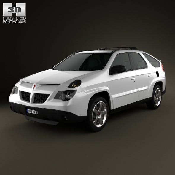 Pontiac Aztek 2005 - 3DOcean Item for Sale