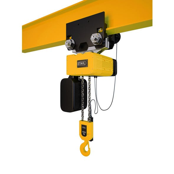 Crane Hoist Stahl ST50 - 3DOcean Item for Sale